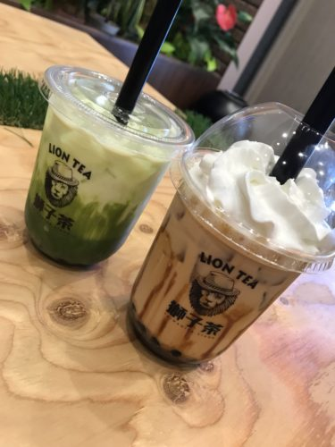 【岐阜・各務原イオン】インスタ映え!噂のタピオカドリンク店「獅子茶」は美味しいのか!?