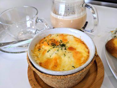 【岐阜モーニング】白を基調としたオシャレなお店「Cafe de L'Eau」カフェドロウ